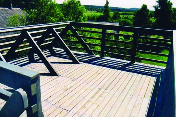 Wooden building reconstruction, private Jūrmalciems