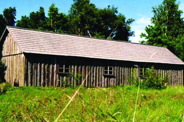 Деревянный реставрация зданий в частном порядке Jūrmalciems.