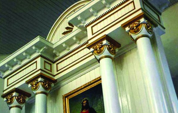 Interjers Nīcas ev.-lut. baznīcā